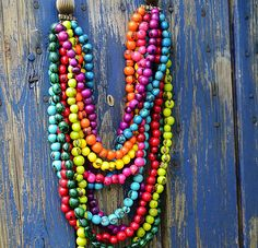 World-Inspired Handmade Colorful Jewelry by Silouette Creations | Seeking Designers
