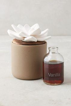 Eastern Bloom Oil Diffuser  Vanilla #anthropologie