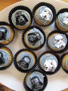 Star Wars Cupcake Decorating Kit Galactic Empire Sugg Price