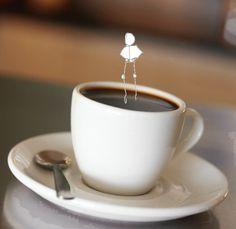 Un café pour démarrer la journée du bon pied !