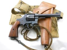 """qsy-complains-a-lot: """" Colt New Service revolver Made by Colt's Patent Firearm Manufacturing Co cylinder reloaded using two half-moon clips, double action, blued like a. Revolver Pistol, Shooting Guns, Cool Guns, Military Weapons, Military Equipment, Airsoft Guns, Guns And Ammo, Self Defense, Tactical Gear"""