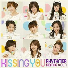 SNSD-Kissing You