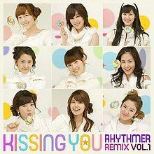 SNSD-Kissing You