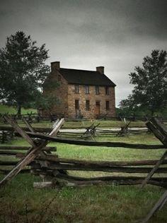 wonderful old stone home