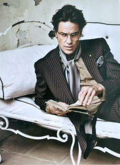 Andre Van Noord for GQ SPAIN...  what a man!