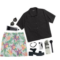 """""""A Hint Of the Tropics"""" by simpleandyoung on Polyvore"""