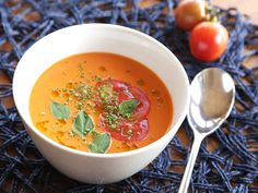 Easy Gazpacho Recipe | Serious Eats