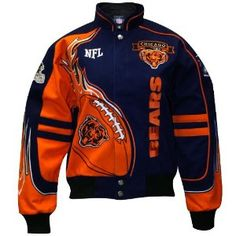 reputable site 27f46 e5bcb 20 Best NFL Team Jackets for Real Fans images in 2012 | Team ...