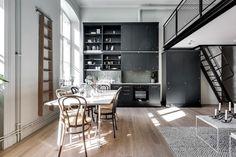 [Decotips] Claves de diseño para una cocina en negro – Virlova Style