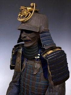 vi-ve: Samurai armor, early EDO period