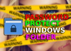 #technology   Learn How you can create a Password Protected Folder in Windows 10 in less than 1 min in 2020