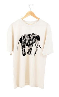 Roots Cultural Movement Organic Cotton, Elephant, Celebs, Hemp, Roots, Mens Tops, T Shirt, How To Wear, Clothes