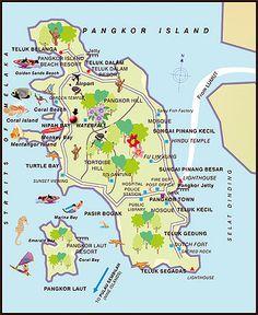 Malaysia Pangkor Island