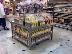 Dean and Deluca - effective display
