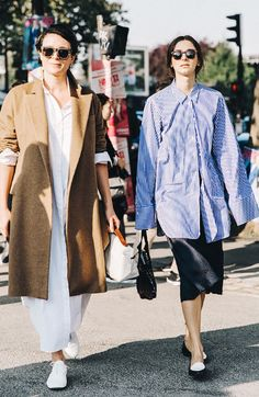 18 Pieces That Will Make You Fall in Love With Oversize Sleeves via @WhoWhatWearUK