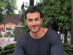 David Zepeda Yes.  ..your smile Made My day !!