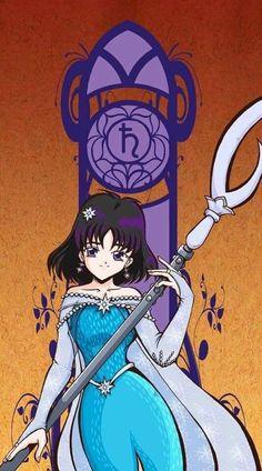 Hotaru as Elisa