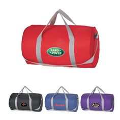ef03317b4518 FREE RUSH on Promotional Budget Duffel Bags!  Promotional  CustomGymBags  Tote Bag
