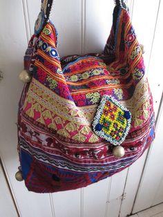 Shopgypsyriver, Etsy - beautiful handmade banjara tribal bag