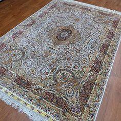 Camel Carpet Persian Hand Knotted Silk Decorative Rugs 6'x9'. http://www.amazon.com/dp/B00VHC15G8/ref=cm_sw_r_pi_dp_UHcixb1ZFQP2J