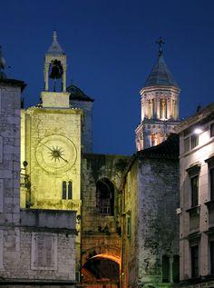 Split, Croatia. #croatia #split