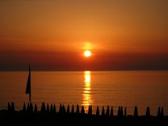 Badesi #sunset #Sardinia www.delphina.it