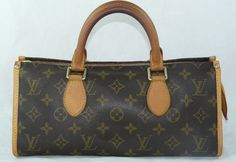 Authentic Louis Vuitton Monogram Popincourt Handbag Satchel Purse Tote VI1024 | eBay Price:US $565.98