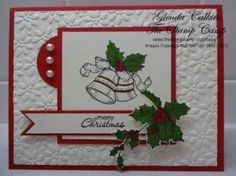 Stampin' Up! Bells & Boughs   The Stamp Camp