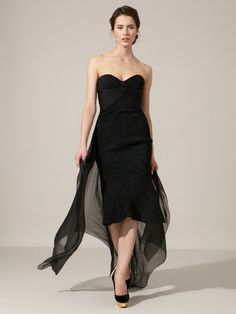 What a way to make an entrance: Zac Posen Plisse Cocktail Dress, $1199 on Gilt (down from $3299).