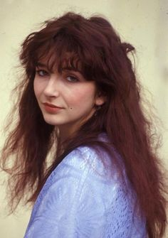 Unseen 1978 promo photos of Kate surface online. - Kate Bush News Organic Colour Systems, Mazzy Star, Female Singers, Celebs, Celebrities, Curly Hair Styles, People, Actresses, Pure Products