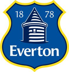 Everton Football Club | Country: England, United Kingdom. País: Inglaterra, Reino Unido. | Founded/Fundado: 1878 | Badge/Escudo: 2013 - present.