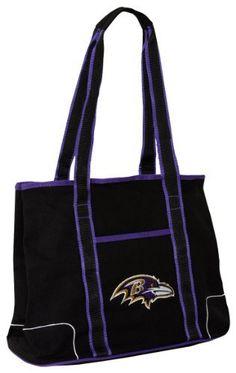 NFL Baltimore Ravens Hampton Bag by Concept 1. $25.00