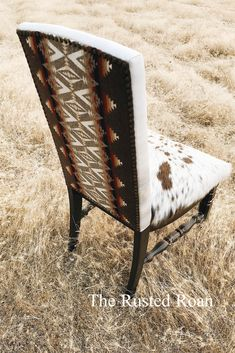 Upholstery Chair Pendleton Cowhide Upholstered Chair- The Rusted Roan Pendleton Chair Cowhide Chair Cowhide Decor, Cowhide Furniture, Cowhide Chair, Western Furniture, Home Furniture, Furniture Logo, Rustic Furniture, Office Furniture, Furniture Design