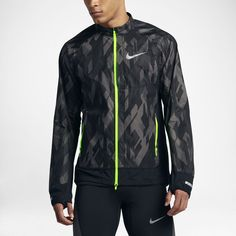 5ac17db0802a Nike Trail Men s Running Jacket Size