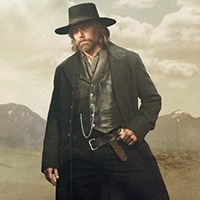 """""""Hell on Wheels"""" Seems Netflix won't let you pin pics from their site anymore. I grabbed this picture of Cullen Bohanan from AMC. This is a great story with really interesting characters a good acting."""