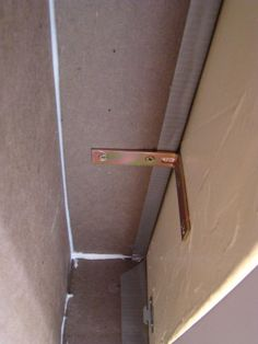 Easy and Light Cornice Boards From Foam Board                                                                                                                                                      More