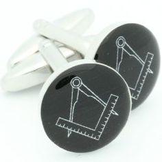cufflinks - FreemasonRings.com
