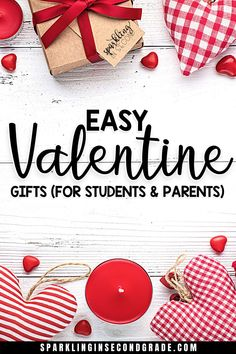Class valentines gift for kids ideas. Simply classroom celebrations for parents and students!
