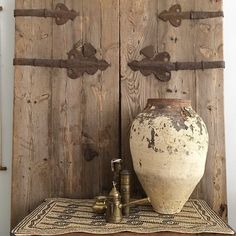 """lilibaba:  """" Here's another beauty all one of a kind all sorts of colour and sizes contact Store today for details open 10.30 -4pm #turkishpots #interiors  """""""