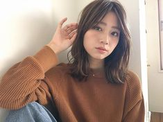Pin on ヘアー Haircuts Straight Hair, Short Hair With Bangs, Cute Hairstyles For Short Hair, Korean Short Hair Bangs, Asian Hair Bangs, Cute Short Hair, Redhead Hairstyles, Korean Hairstyles, Men Hairstyles