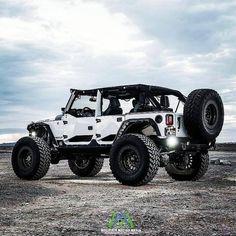 Save by Hermie -ℛℰ℘i ℕnℰD by Averson Automotive Group LLC Jeep Wrangler Sahara, Jeep Rubicon, Jeep 4x4, Jeep Truck, Jeep Wrangler Unlimited, Jeep Willis, Jimny Suzuki, White Jeep, Badass Jeep