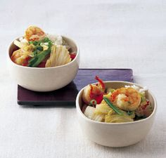 Shrimp with Napa Cabbage and Ginger