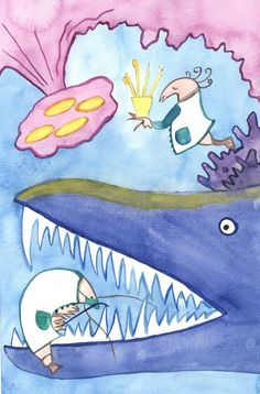 Shrimp Dentist - Fairychamber