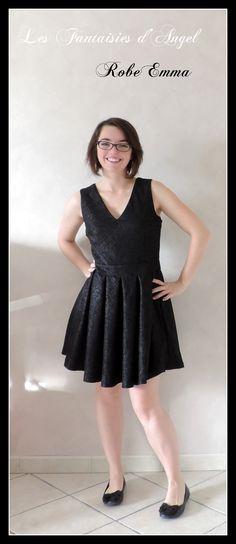 Robe Emma La Maison Victor ! Trop fière! hihiii!