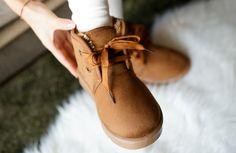 Fur shoes 털 단화