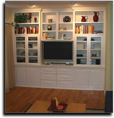 built in tv cabinet - Google Search