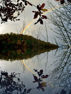 Catch the rainbow.