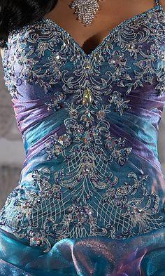 glorious hues & detailing