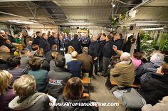 Floricoltura Ioriatti - Concerto in Serra del coro Abete Rosso  - dicembre 2014