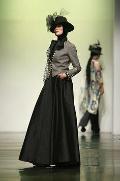 Denny Wirawan, Jakarta Islamic Fashion Week 2013